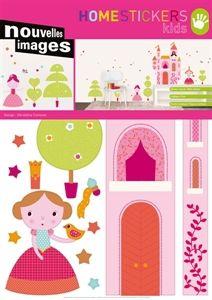 Afbeelding van Nouvelles Images Roze Prinses