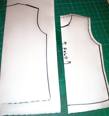 how to make a t-shirt pattern