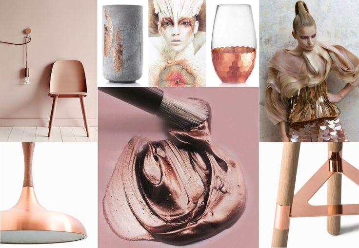 Rose Gold | Board Inspiration
