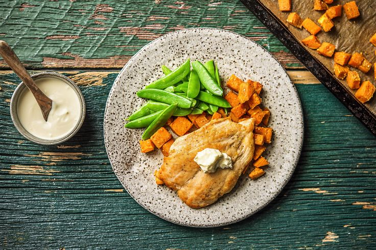 Pan-Fried Chicken Recipe | HelloFresh