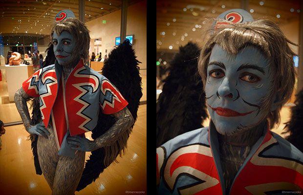 Flying Monkey Costume | Breanna Cooke