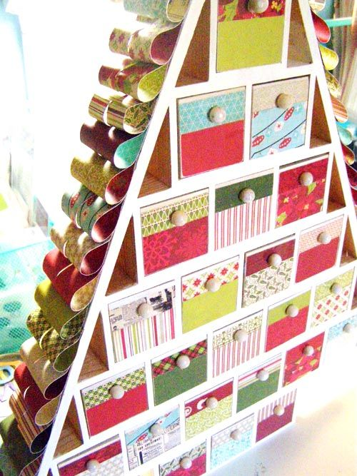 106 Best Images About Advent Calendars On Pinterest