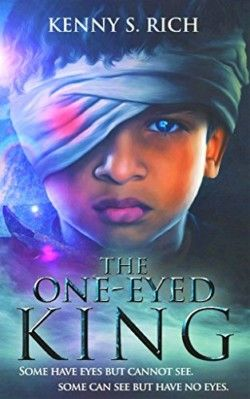 "http://bit.ly/2erqZDz -        The One-Eyed King by Kenny S. Rich   Think ""X-Men Meets Harry Potter"" in this Young Adult Dystopian Fantasy that will change the way you see blind people: In the year 2020, a nuclear war, perpetrated by a ruling entity known as The ARK, devastated Earth, laying over half the planet to waste. Today, the 'future' is dark. Every 6 to 18 months, a mushroom cloud envelopes one of the world's once-great cities as The ARK"