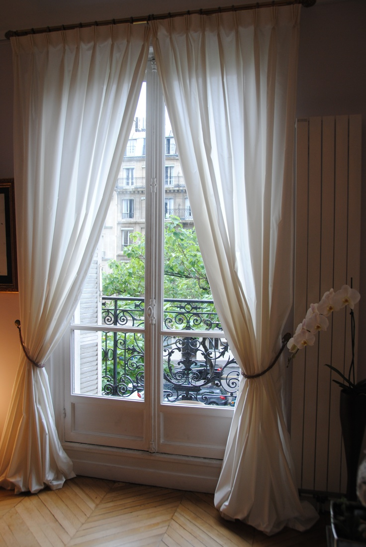 12 best images about french style room on pinterest drop cloths romantic paris and bed room. Black Bedroom Furniture Sets. Home Design Ideas