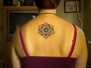 Evil Eye Tattoo