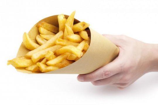 Frytki zdrowsze od gotowanych ziemniaków? Czyżby obalono kolejny mit?