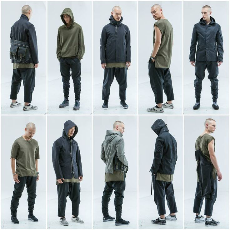 ACRONYM SS15 collection