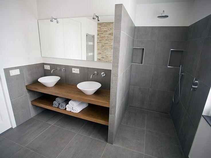 Indeling van onze nieuwe badkamer