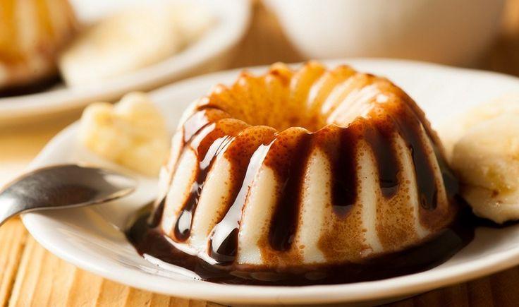 Ένα καλό δείπνο ολοκληρώνεται με μια υπέροχη πανακότα. Ένα ιταλικό γλυκό που γίνεται ακαταμάχητο με την παρουσία της σοκολάτας.