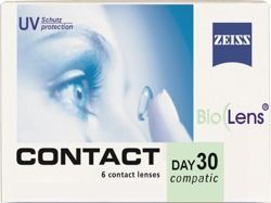 Soczewki Zeiss Contact Day30 Compatic 6szt.