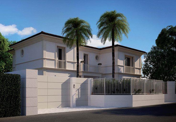 Villa Charme. New and charming villa on sale in Forte dei Marmi. # www.fdmre.com