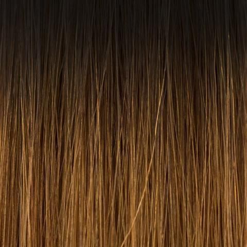 Hand Tied Weft Hair Extensions #1b/5