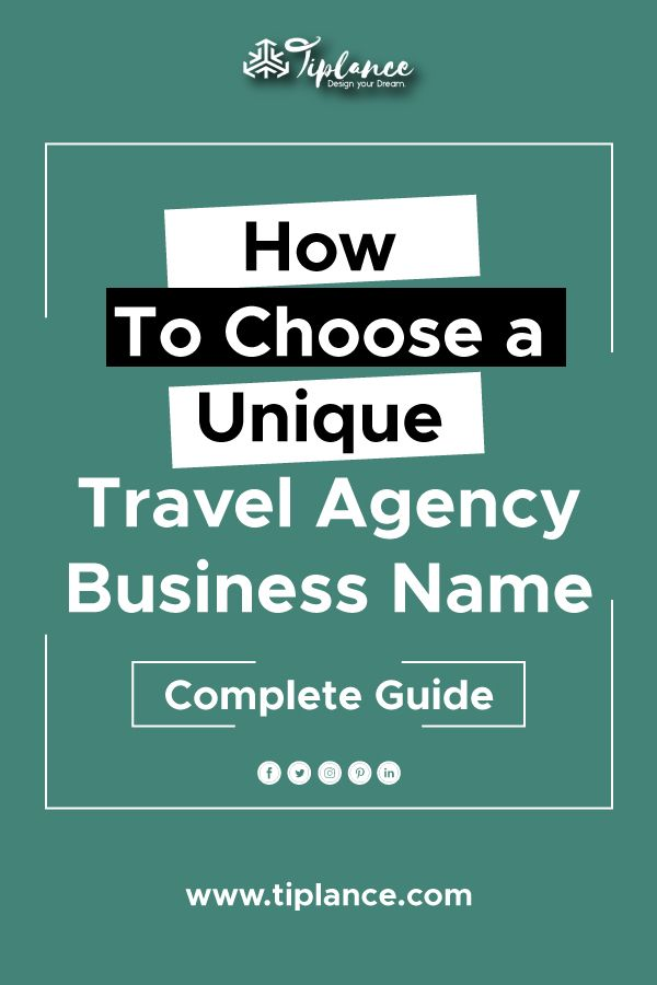 89 Tour And Travel Agency Name Ideas List That Make You Brand