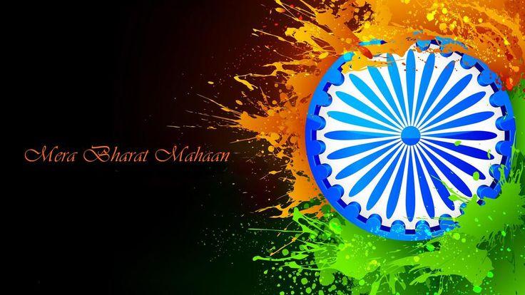 """Jana Gana Mana"" THE Best Independence Day Video  https://www.youtube.com/watch?t=114&v=WBRtIxMtGfA…  Bharatiya... Hum Bhi Hai  BHARAT FIRST..."