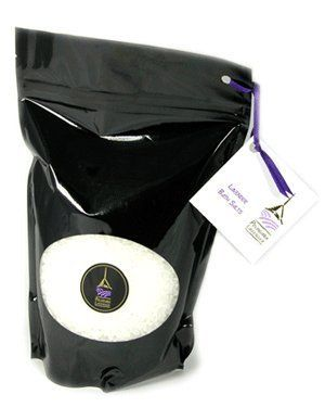 Pelindaba Lavender Bath Salts - 32 oz by Pelindaba Lavender. $30.00. Pelindaba Lavender's Bath Salts provide the soothing and relaxing qualities of a lavender-fragranced soaking bath that characterizes one of the more accessible pleasures of the golden days of the Roman Empire. Adding these salts to a hot bath is one of the more satisfying lavender aromatherapy experiences.