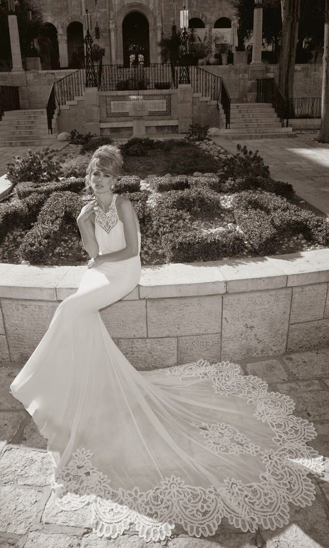 Tal Kahlon 2013 Bridal Collection | bellethemagazine.com