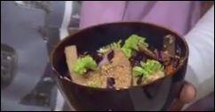 Cena Vegetariana: Tempeh nel wok da Cucina con Ale
