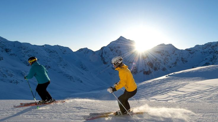 Beste Pistenverhältnisse im Skigebiet Watles