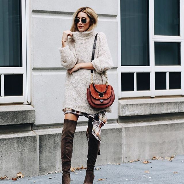 Fall style on point.