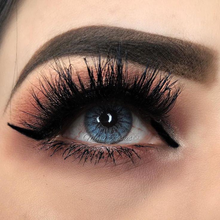 Hola mis guapetonas estoy usando los contactos de @desioeyes en #minttouch  #contacts #lenses #desio  #desioeyes  #mimirosas #hudabeauty #vegas_nay #morphebrushes ##anastasiabeverlyhills #anastasiabrows #norvina #universodamaquiagem_oficial #love  #lovemakeup  #makeup