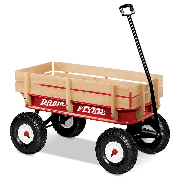 Radio Flyer All-Terrain Wagon