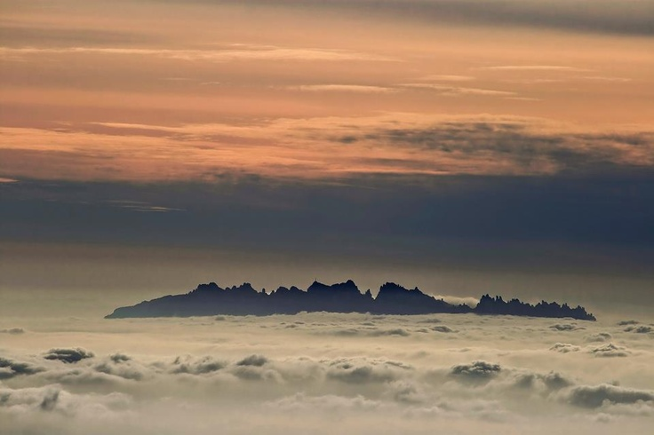 Montaña de Montserrat, Barcelona