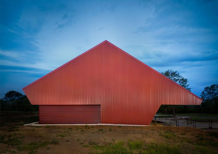 PHAB Architects converted 1920s Nestle Milk Factory into a New Art Gallery in Australia