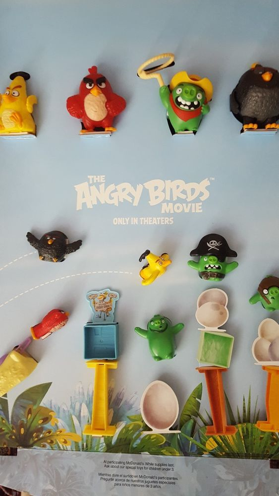 25 best ideas about toy display on pinterest lego display mini figure display and lego boys - Angry birds toys ebay ...