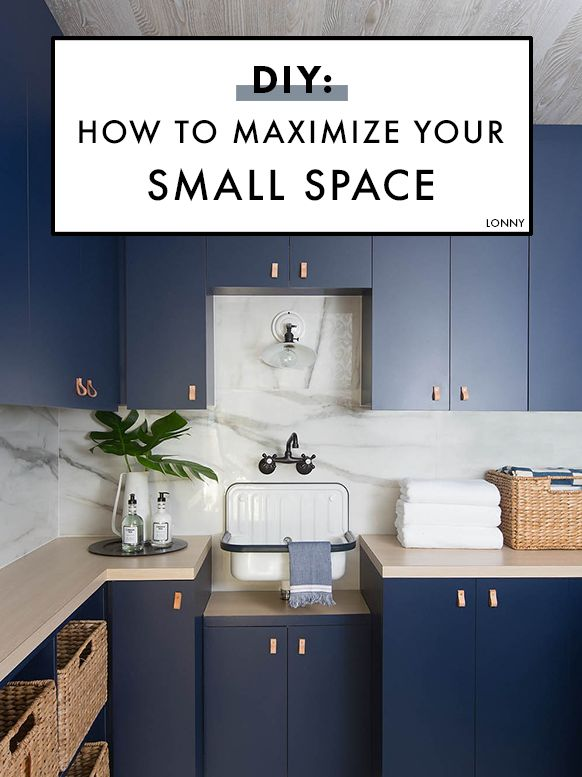 Best 25 maximize small space ideas on pinterest small utility room furniture small spaces - Maximize small space image ...