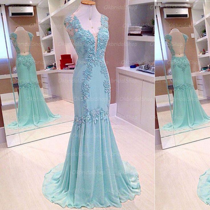Best 25  Tiffany blue prom dresses ideas on Pinterest   Tiffany ...