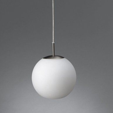 36230 17 10 Small White Globe Pendant Light From Lights 4 Living Bisque Pinterest And Lighting