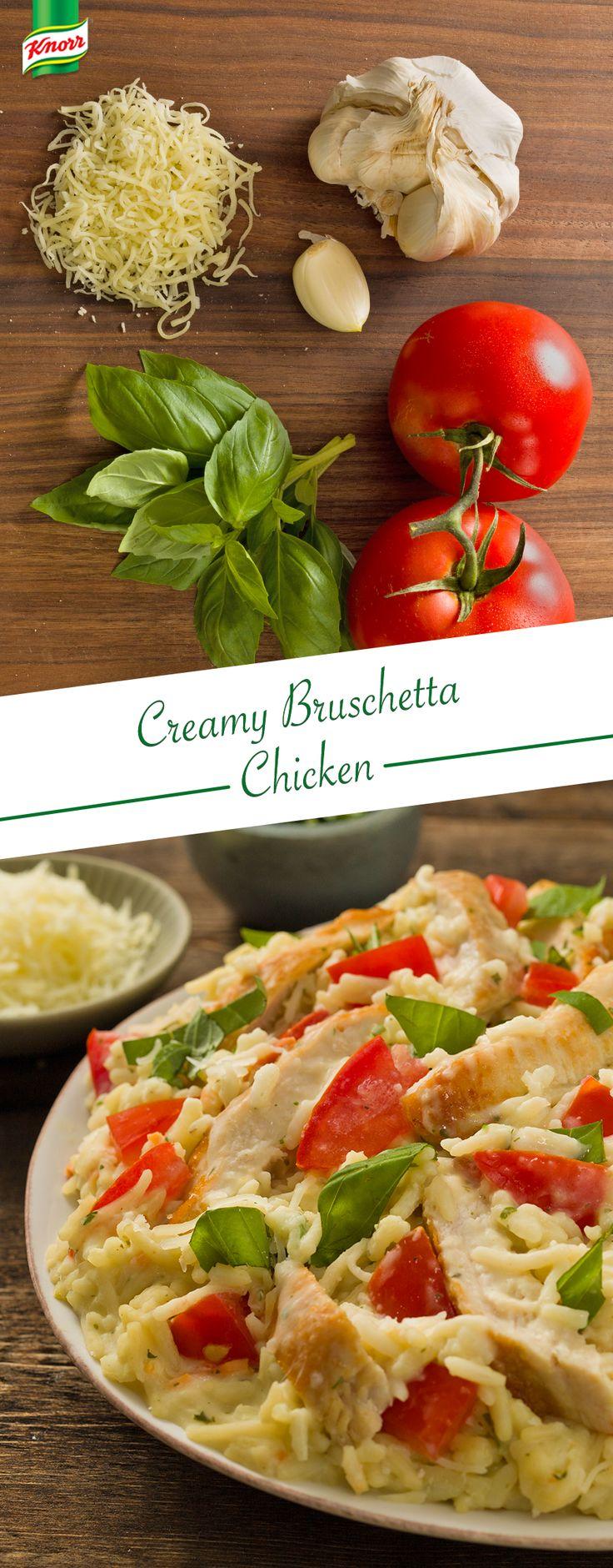 103 Best Chicken Recipes Images On Pinterest Bruschetta