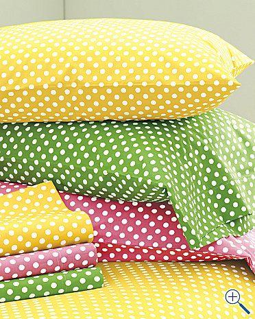 polka dot bedding: Polka Dots, Polk A Dot, Polka Dot Bedding, Poka Dots, Dots Dots Dots, Polkadots, Kids Rooms