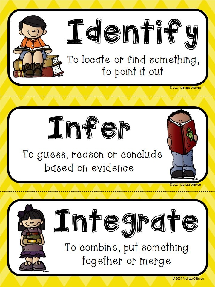 Are you strategically teaching your students the critical verbs in the Common Core State Standards? If you want your students to do well on state tests, they need to know what's being asked of them. Use these bright, colorful chevron word wall cards to help you explicitly teach each verb and to post in your classroom for year long reference. Set included 30 word wall cards with definitions and graphics. $ #wildaboutfifthgrade