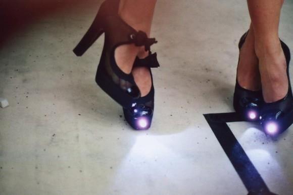 Led обувь от карл лагерфельд