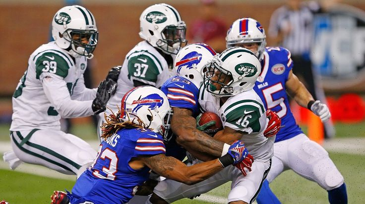 The Buffalo Bills take on the New York Jets in some exciting Thursday Night Football in week ten of the 2015 NFL season schedule tonight, making for some great sports entertainment! Make sure to keep reading below to find out where to watch this game, including some free online live streams, links to radio affiliates for your listening pleasure and more!
