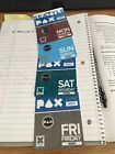 #Ticket  Pax West 2016 4-day Pass Friday Saturday Sunday Monday #Canada