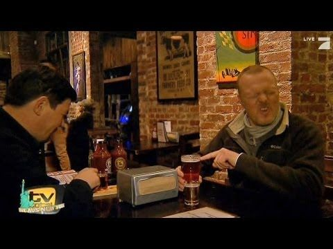 Stefan testet US-Bier - TV total