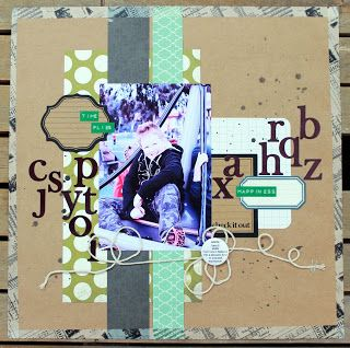 The Art Of Scrapbooking... Is the Art of Living!: My Scrap Work