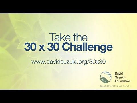 30x 30 Challenge! Spend 30min outside for 30 days!