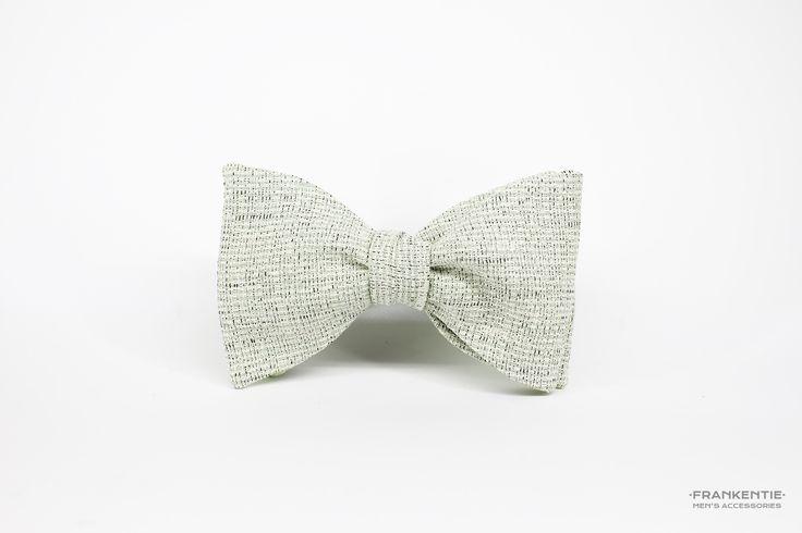 Mr. Good Morning, self tied bow tie, www.frankentie.com