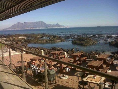 Magical venue, incredible food! Will we be seeing you over the weekend? http://ontherocks.co.za/