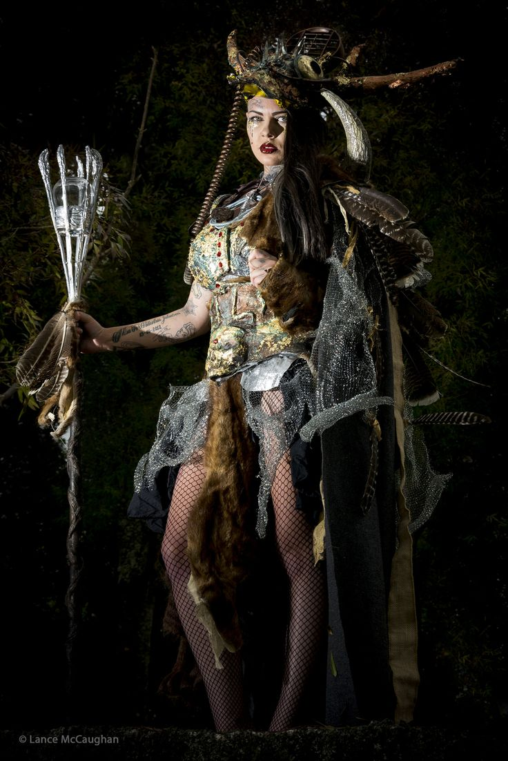https://flic.kr/p/WtHhNL | Laura Friese - Priestess Of An Unnatural World | Photographer: Lance McCaughan Model: Laura Friese Makeup and Styling: Karen Hansen Outfit Design and creation: Karen Hansen