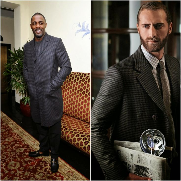 Idris Elba in Gucci - W Magazine Golden Globes celebration. See more here http://www.whats-he-wearing.com/2014/01/Idris-Elba-in-Gucci-W-Magazine-celebration.html