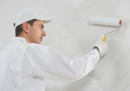 Ancona: Imbiancatura d'interni con pittura lavabile bianca, due mani + una mano di fissativo...a soli 3 € al metroquadro invece di 5