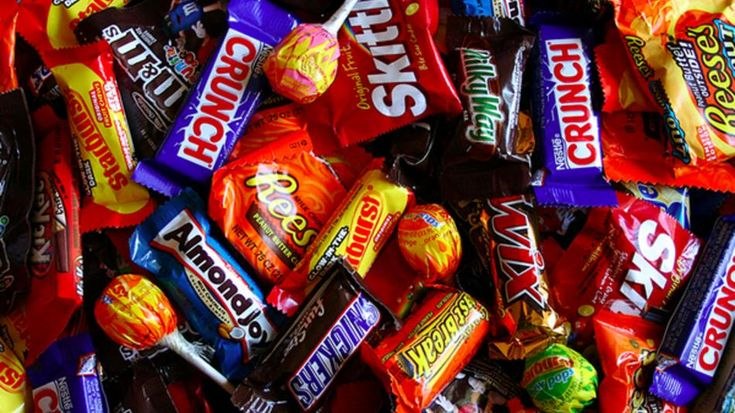 Best Selling Candy in the United States - So Good Blog