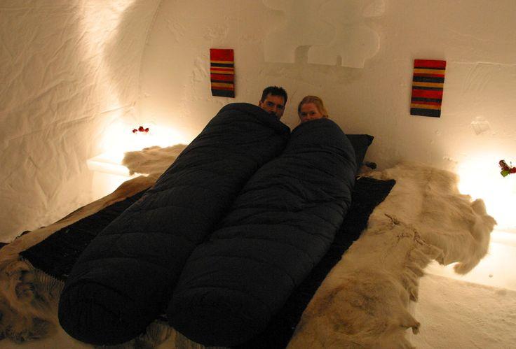 Snow igloo weee
