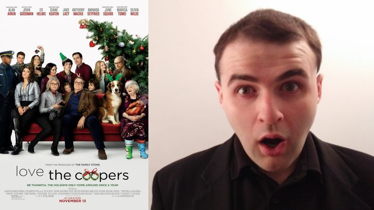 Love The Coopers Movie Review  (John Goodman, Diane Keaton And Ed Helms ...