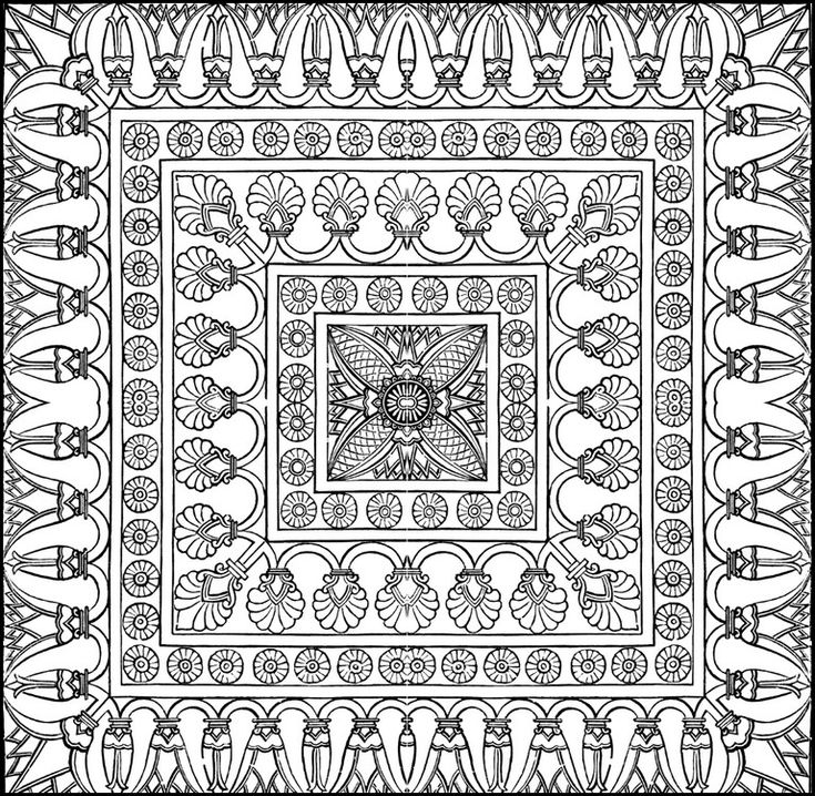 723 best images about mandala colouring pages to print on for Carpet coloring pages