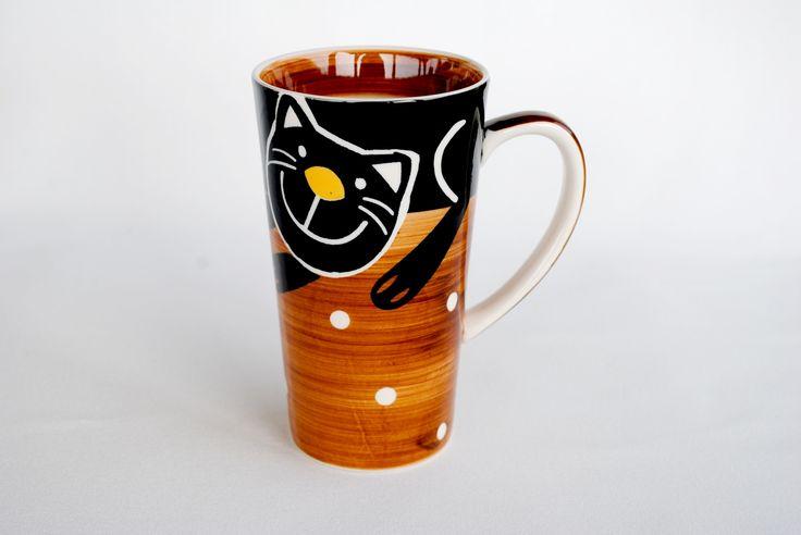 Hnědá veselá kočka http://bit.ly/hneda-VeselaKocka